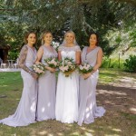 My bridesmaids looked absolutely perfect in these dresses! We went for a silver grey and they were just beautiful, flattering in all areas, comfortable and stunning style.